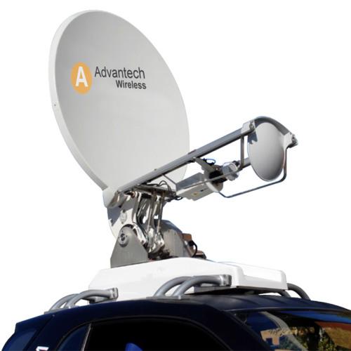 Advantech Wireless - Broadcast mobile antenna